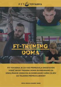 FIT Tovarna - trening doma