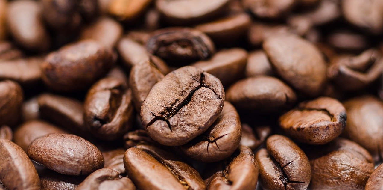 coffee, beans, coffee beans